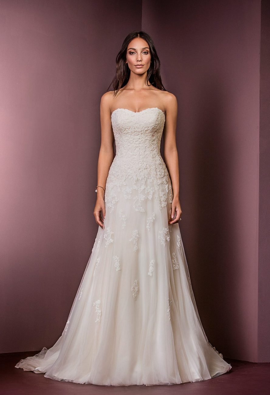 Roanne Rose Wedding Dress from Maggie Sottero - hitched.co.uk